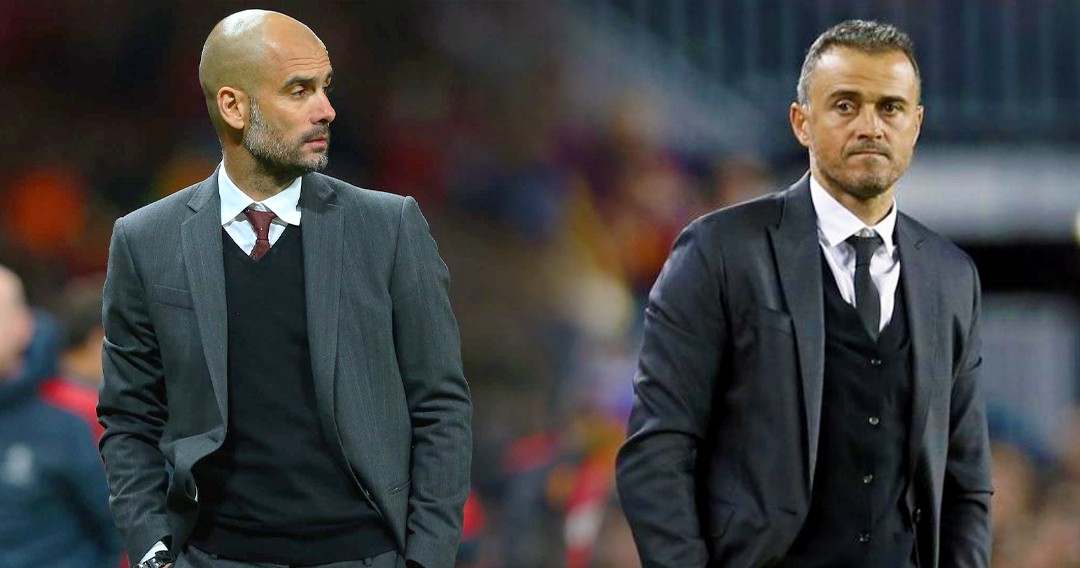 Khel Now - Pep Guardiola and Luis Enrique: Two sides of the