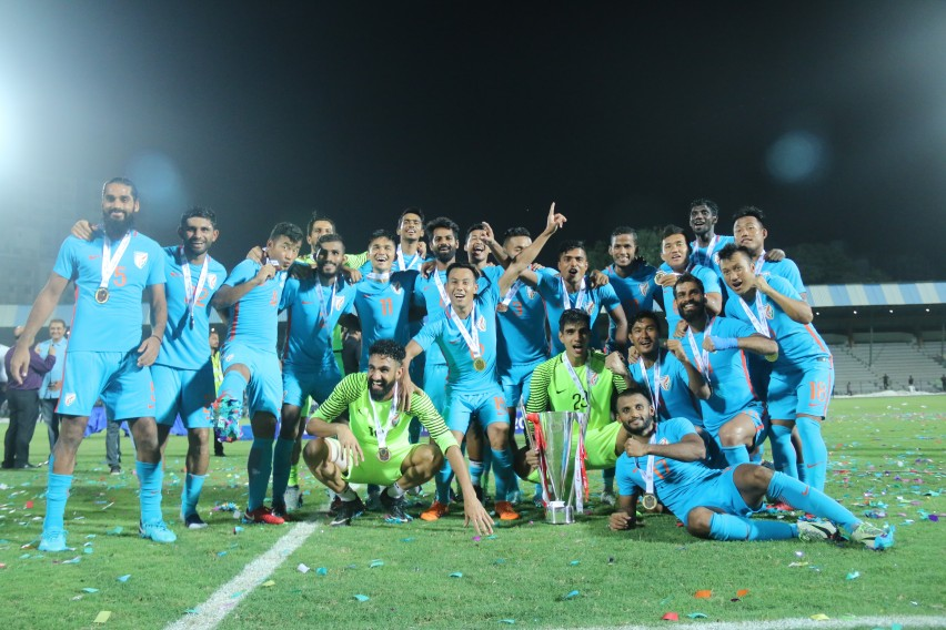 Khel Now - AIFF announce Intercontinental Cup 2019 fixtures