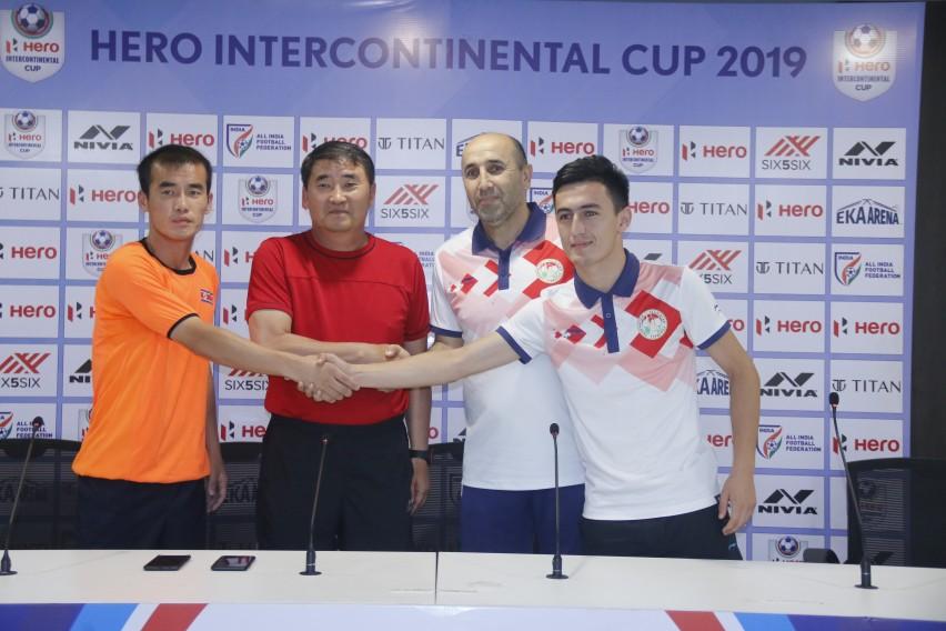 Khel Now - Hero Intercontinental Cup 2019 Final: Usmon