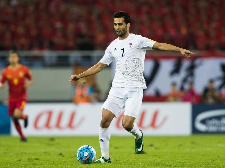 Shojaei Likely to Join AEK   Financial Tribune