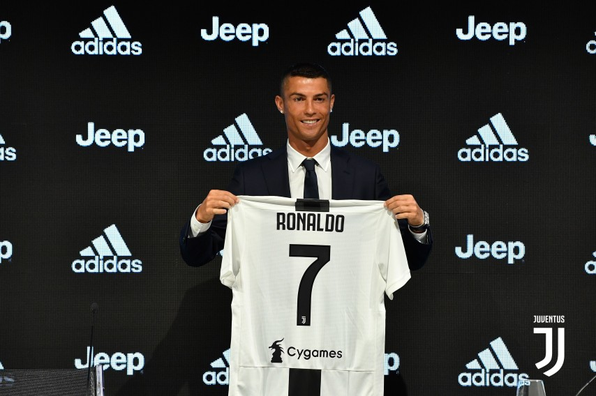 new style 40616 c7f3b Khel Now - Juventus generate €53.5m from Cristiano Ronaldo ...