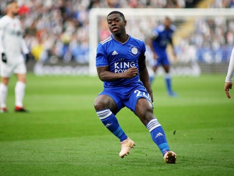 afb93f638 Compared to Claude Makelele, 'Kan' Nampalys Mendy be Leicester City's new  midfield lynchpin?