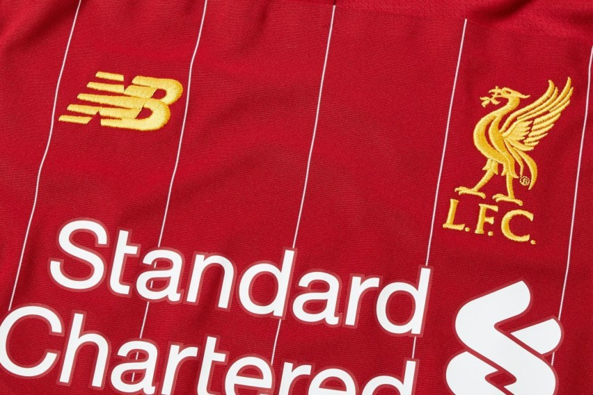new style c914d 0b77a Khel Now - Revealed: Liverpool home kit for 2019-20 in ...