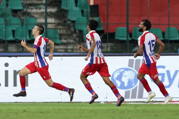 5b89bba4e Khel Now - Indian Football Season 2018-19 Review  ATK  News