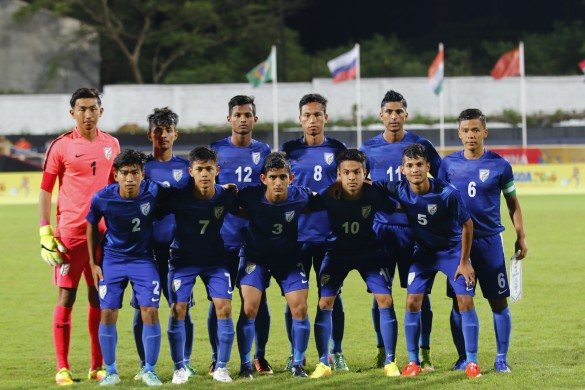 High demand for Indian National Football Team Jersey ahead of the FIFA U-17  World Cup India 2017 e4abcbebe