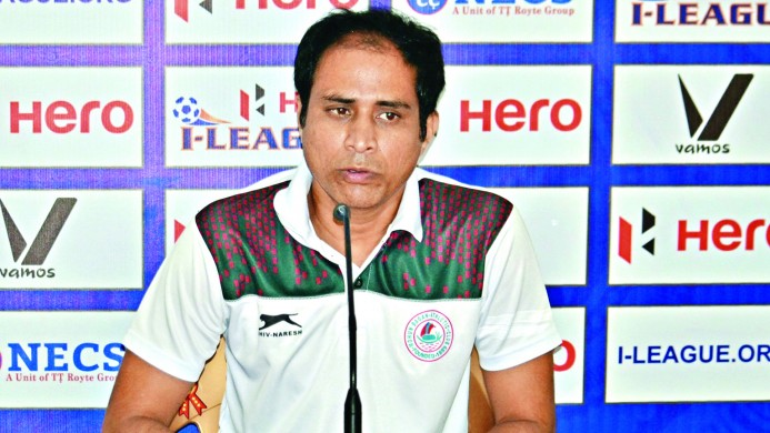 Shankarlal Chakraborty stepped down following Mohun Bagan's string of poor performances