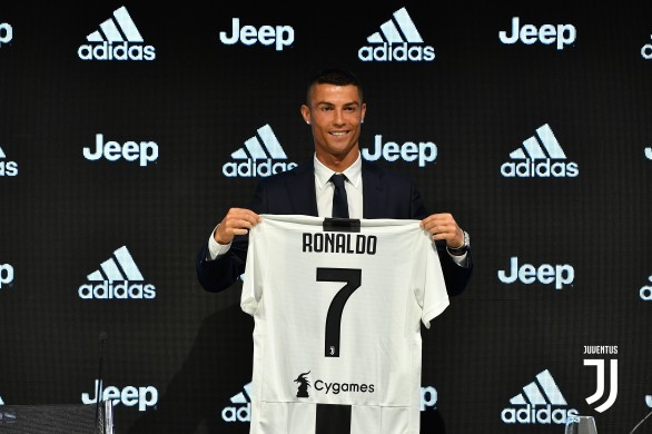 84c49a343 Khel Now - Juventus generate €53.5m from Cristiano Ronaldo shirt ...