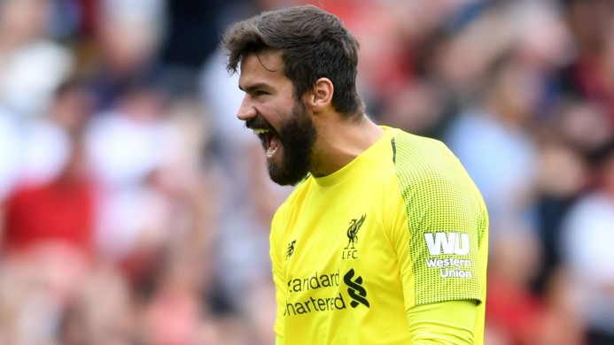 0e2e2841f Khel Now - I feel at home- Alisson Becker on life at Liverpool  News