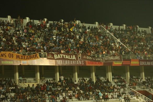 khel now i league clubs register record attendance figures news