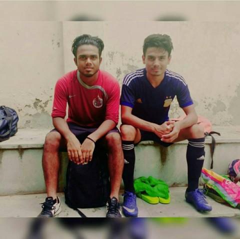 Yogesh Kumar and Aditya Singh Rawat will be representing Delhi in the Santosh Trophy.