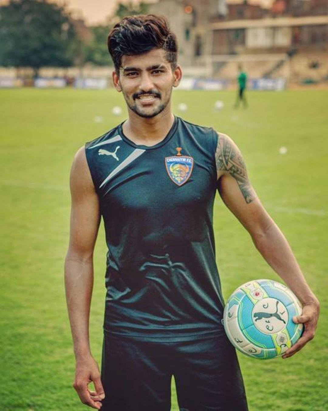 Khel Now - The Jawed Habib of Indian football: Prathamesh ...